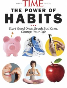 Time Bookazines – The Power of Habits – December 2018