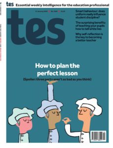 Times Educational Supplement – January 17, 2020