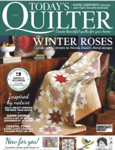 Today's Quilter – March 2020