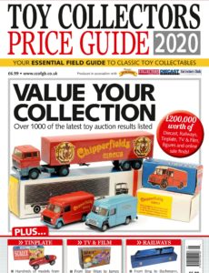 Toy Collectors – Price Guide 2020