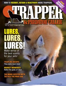 Trapper & Predator Caller – February 2020