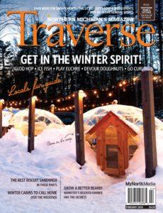 Traverse, Northern Michigan's Magazine – February 2020