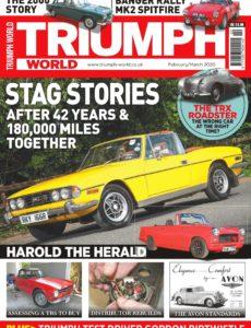 Triumph World – February-March 2020