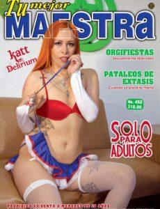 Tu Mejor Maestra – Issue 432 2017