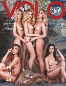 VOLO Magazine – Issue 59 – Art Nude – June 2018