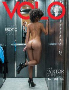 VOLO Magazine – Issue 61 – Erotic – October 2018