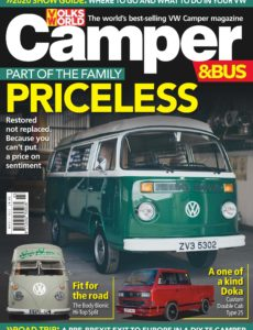 VW Camper & Bus – March 2020