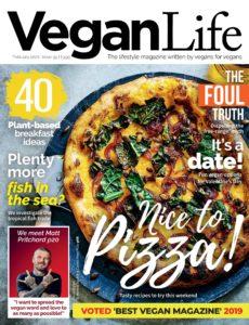 Vegan Life – Issue 59 – February 2020