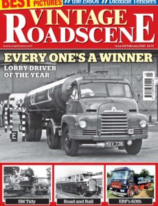 Vintage Roadscene – Issue 243 – February 2020