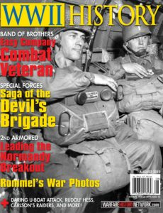 WWII History – August 2019
