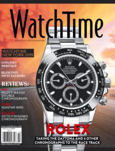 WatchTime – January 2020