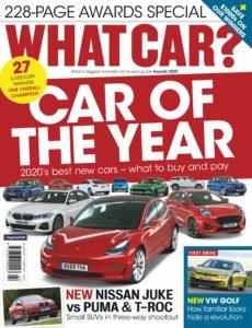 What Car UK – Awards 2020