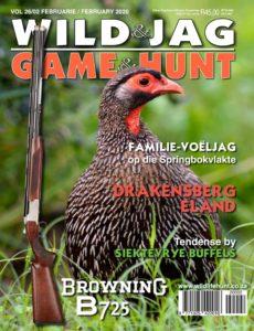 Wild&Jag Game&Hunt – February 2020