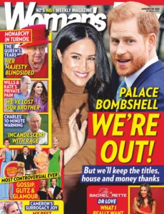 Woman's Day New Zealand – January 20, 2020
