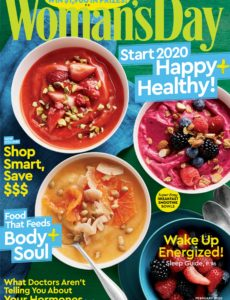 Woman's Day USA – February 2020