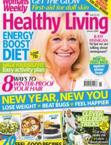 Woman's Weekly Living Series – January 2020