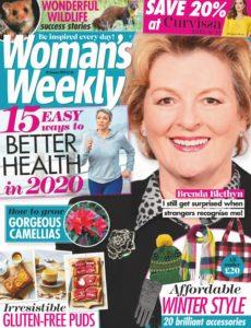 Woman's Weekly UK – 14 January 2020