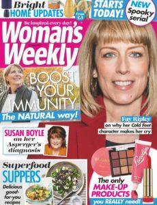 Woman's Weekly UK – 21 January 2020