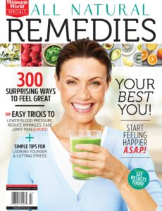 Woman's World Special Edition – All Natural Remedies (2019)