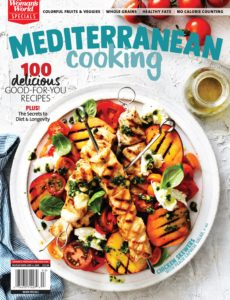 Woman's World Special Edition – Mediterranean Cooking (2019)