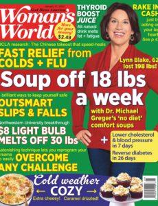 Woman's World USA – January 27, 2020