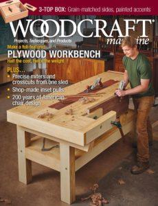 Woodcraft Magazine – August-September 2019