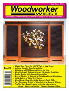 Woodworker West – May-June 2019