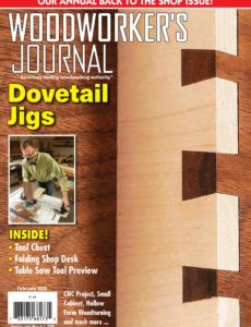 Woodworker's Journal – February 2020