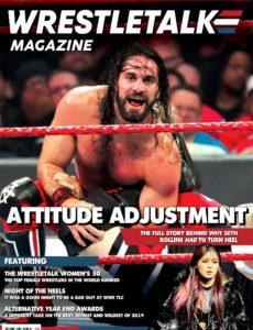 Wrestletalk Magazine – February 2020