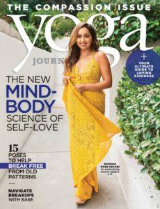 Yoga Journal USA – January 2020