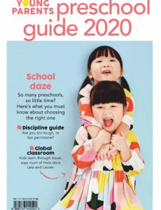 Young Parents Pre-School Guide – January 2020