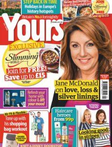 Yours UK – 02 February 2020
