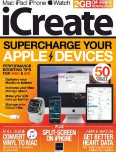 iCreate UK – March 2020