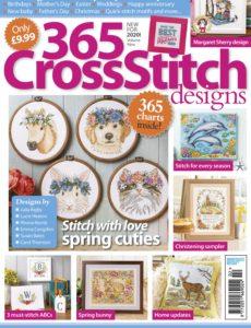 365 Cross Stitch Designs – February 2020