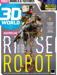 3D World UK – April 2020