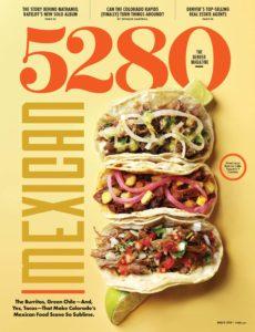 5280 Magazine – March 2020