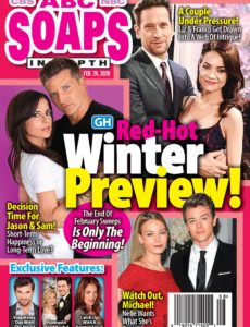 ABC Soaps In Depth – February 24, 2020
