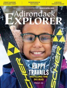 Adirondack Explorer – March-April 2020