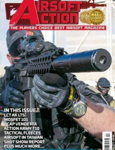 Airsoft Action – April 2019
