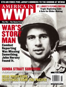 America In WWII – August 2018