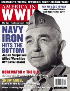 America In WWII – October 2018