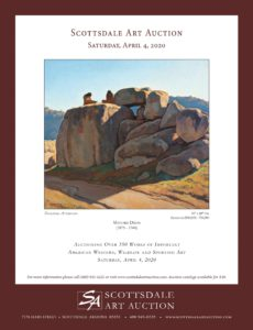 American Fine Art – March-April 2020