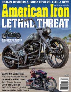 American Iron Magazine – January 2020