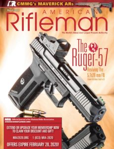 American Rifleman – March 2020