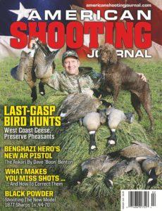 American Shooting Journal – February 2020