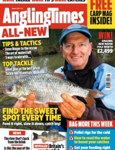 Angling Times – 4 February 2020
