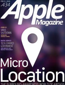AppleMagazine – February 21, 2020
