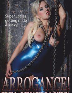 Arrogance Adult Photo Magazine – February 2020
