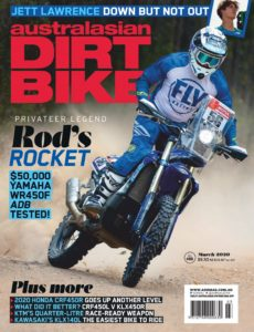 Australasian Dirt Bike – March 2020
