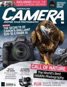 Australian Camera – March-April 2020